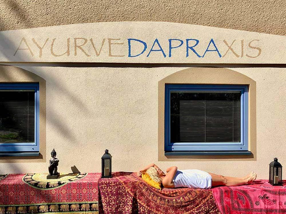 Ayurvedapraxis Andrea Dapra Outdoor